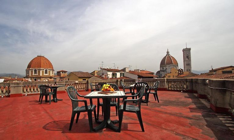 Soggiorno La Cupola Firenze